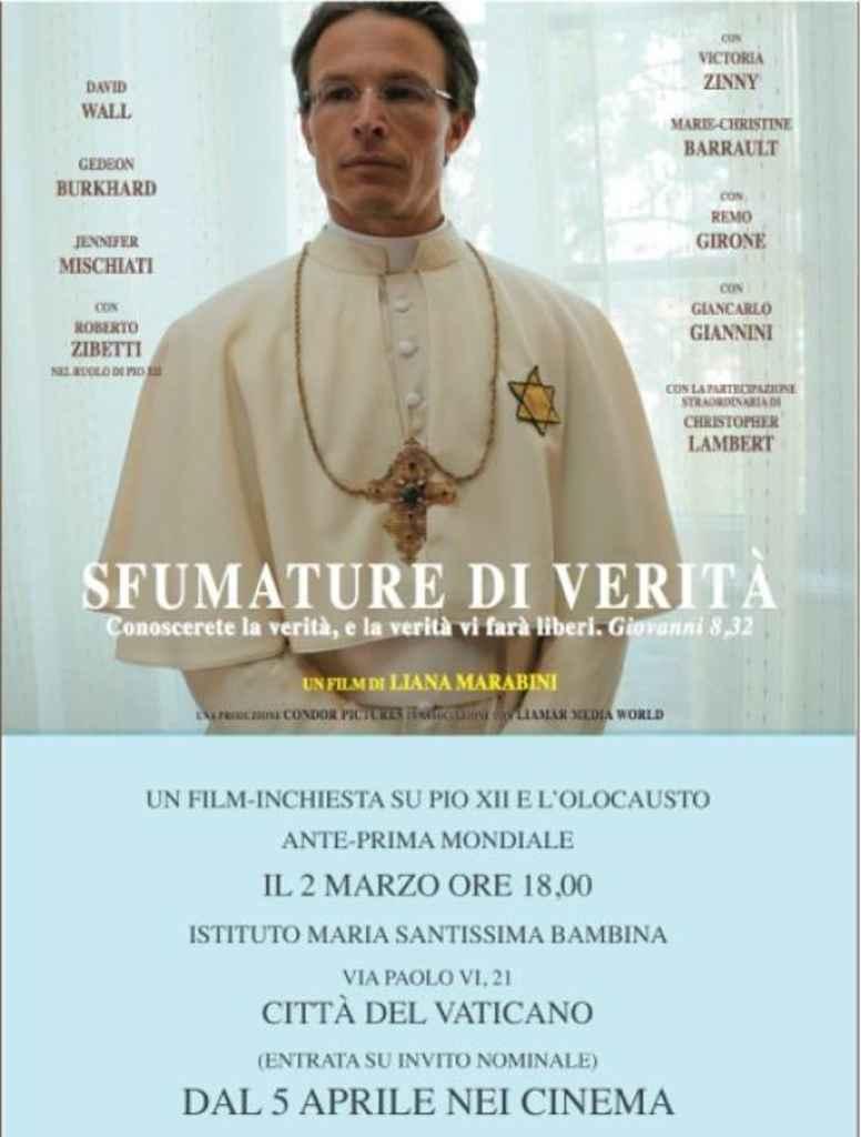 Shades of Truth : ce nouveau film sur Pie XII rend-il service à l'Histoire ? ShadesofTruth-PieXII