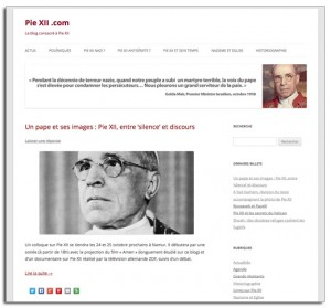 Blog Pie XII